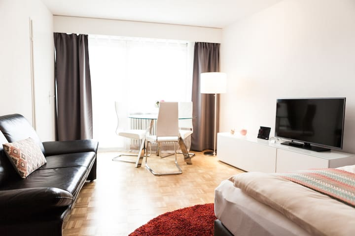 Studio Apartment in the City Center (6)