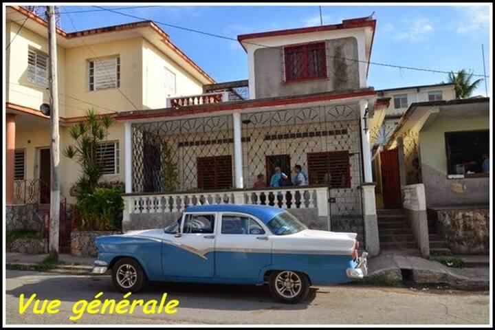 PIN-1.1 Manuela - Pinar del Río - House