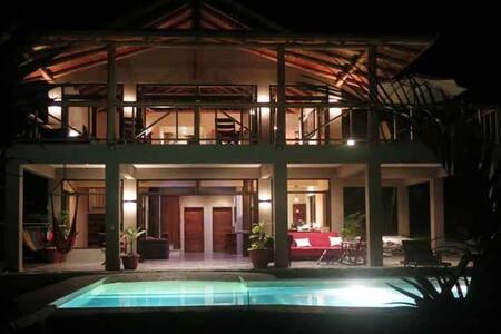 Tropical Home in Paradise - Malpais