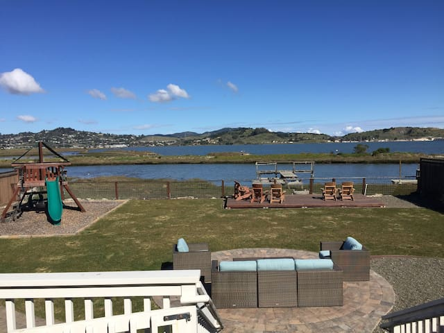 Great Family Home With Water Views - Corte Madera - Hus