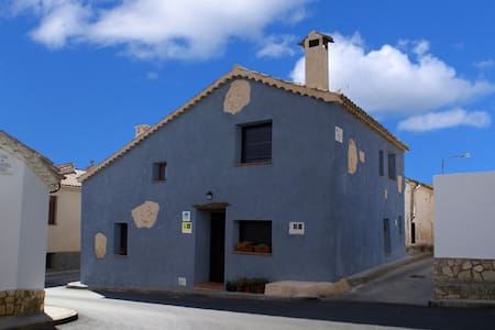 Relax in a countryside house  - Arcas - Casa