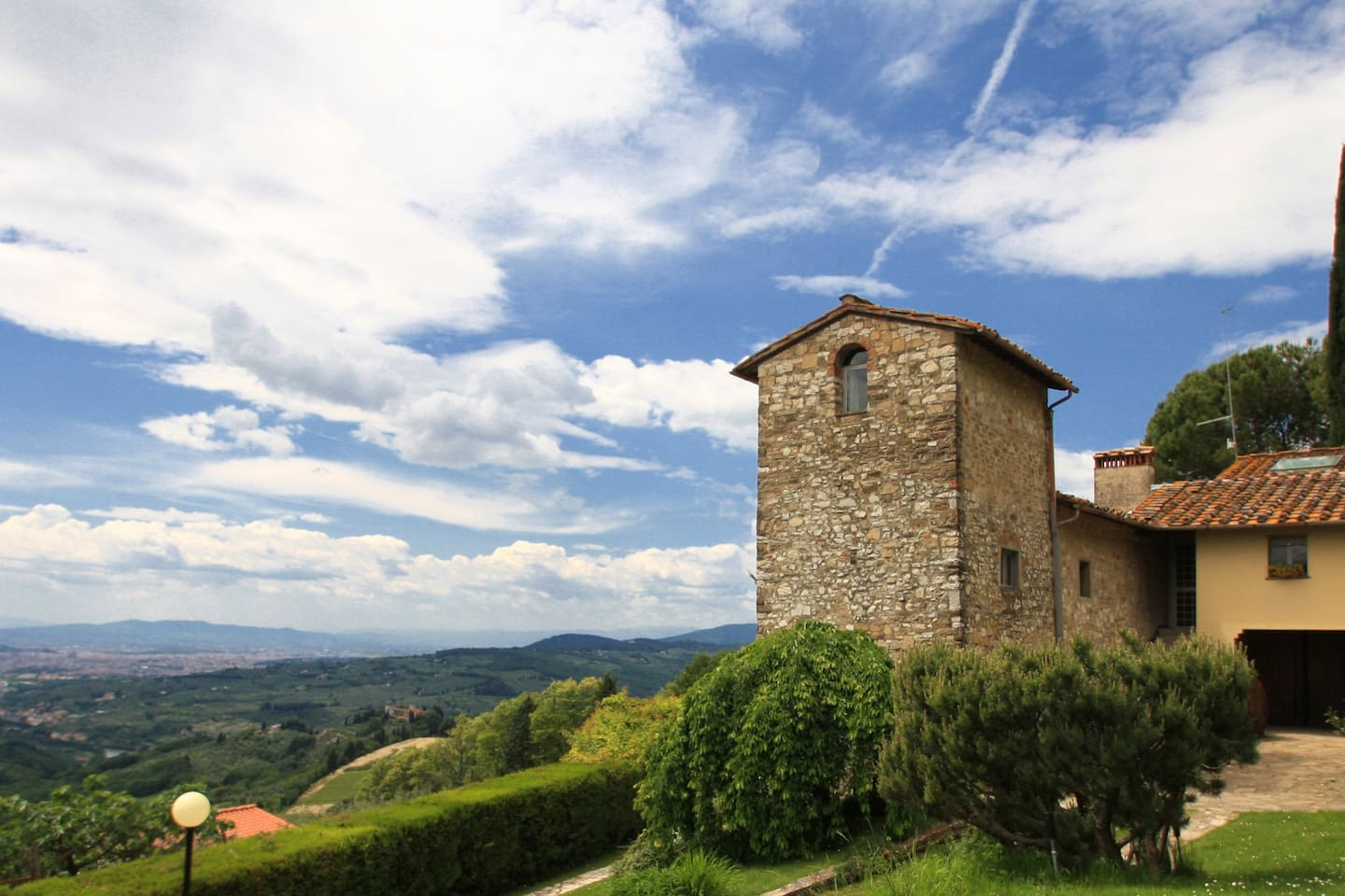 Casale fontibucci is truly a magical, romantic getaway in the hills of Tuscany ***** Chase
