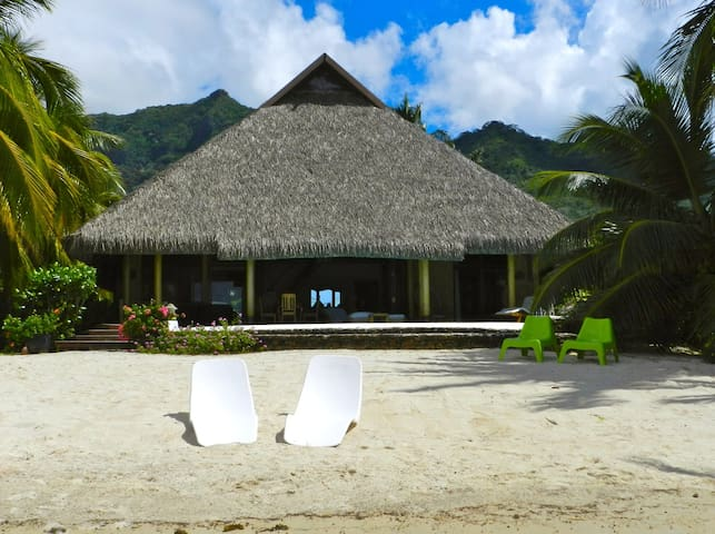 POOL&BEACH by ENJOY VILLAS MOOREA - Maharepa