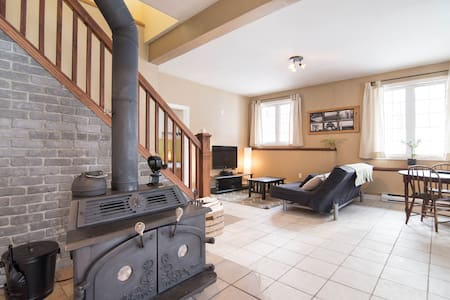 Country Chalet in Cantley, QC - Cantley - Hus