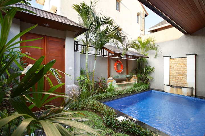 The Boathouse -  1 bed Villa with Pool - Sanur - Villa