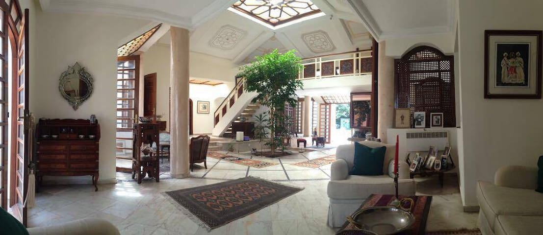 Beautifull House & Welcoming Host - Souissi - Villa