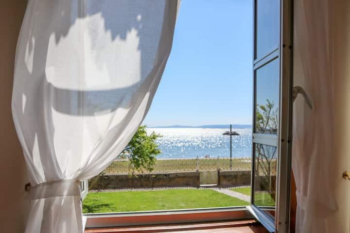 Una ventana al mar