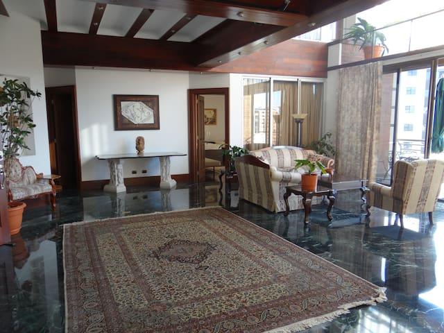 Magic Maya Luxury Penthouse - Guatemala City - Appartement