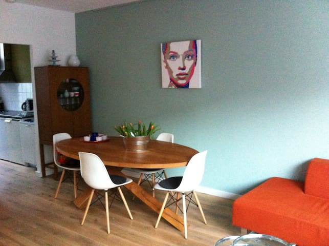 At the heart of the city of Utrecht - Utrecht - Appartement
