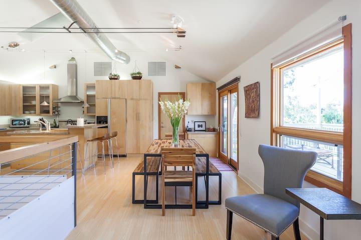 Peaceful Modern Retreat Home