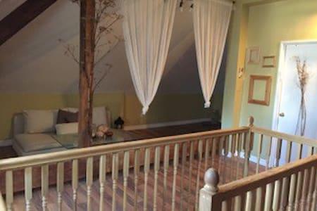 Beautiful Loft in Century Home - Brockville