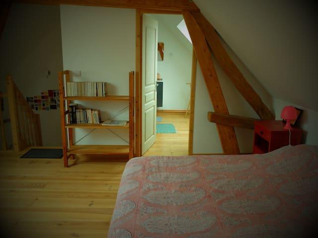Dépendance proche Amiens: chambre(s), séjour, sdb