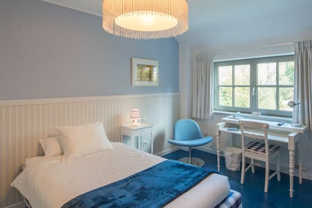 Deluxe Single Room @ Guesthouse De Rode Haas - Oud-Heverlee