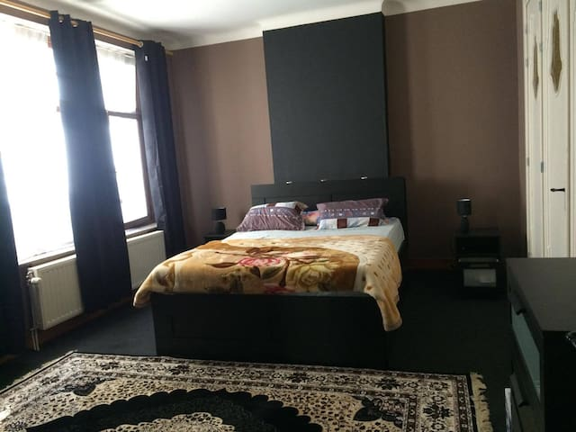 Chambre privée namur - Namur - Apartament