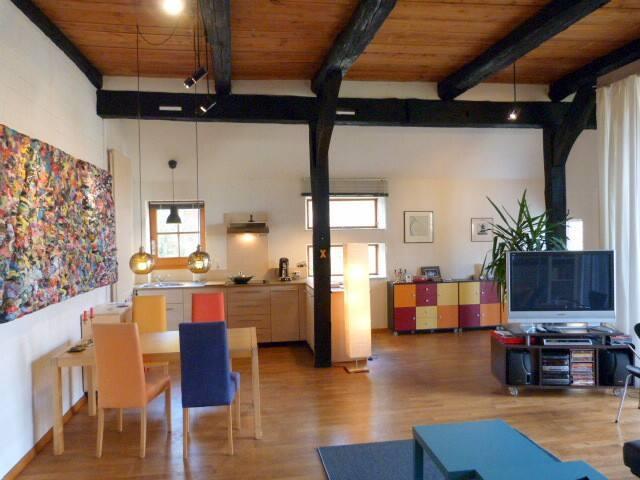 Ferienwohnung Kröte Nr. 5 - Waddeweitz - Apartment