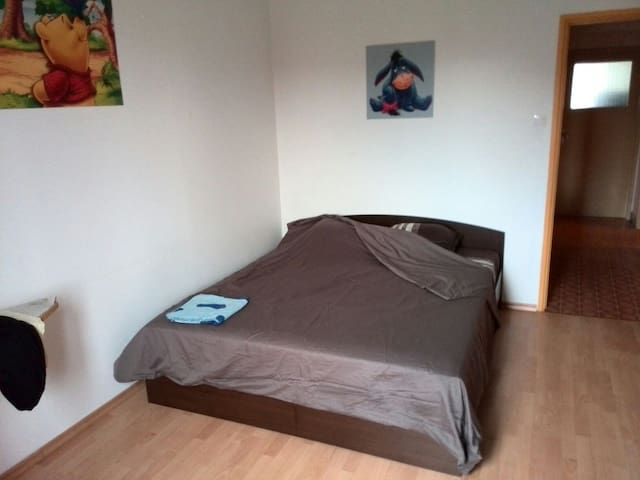 Privet room close to Metro station - Sofia - Appartement