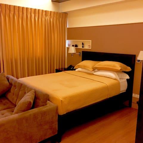 Luxury Studio in St Francis Towers - Mandaluyong - Pis