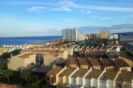 APARTAMENTO EN PLAYA CON ZONA SPORT - El Perellonet - Appartamento
