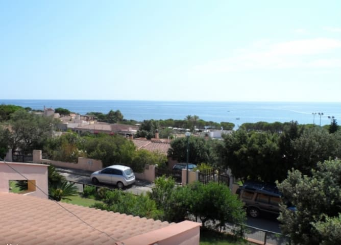 Independent House Sardinia 80m from the sea - Porto Corallo - 別墅