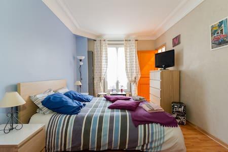 chambre pour 2 personnes - Asnières-sur-Seine