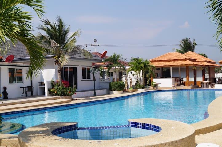 2 BEDROOM POOL VILLA, HUA HIN--- - Cha-am - Villa