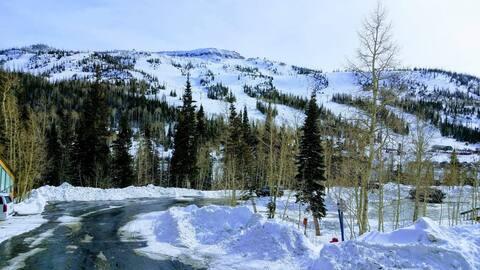 Mountain View; Wandelen Fiets Vis ATV routes
