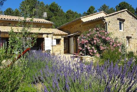 Mas Provençal à 2 pas des Gorges de l'Ardèche.... - Saint-Julien-de-Peyrolas - บ้าน