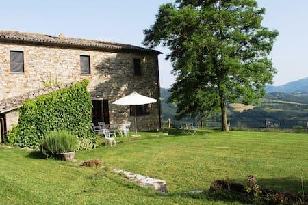 Casa Archi @ Maridiana Alpaca - Umbertide