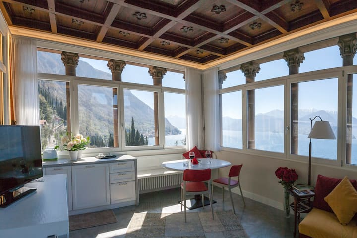 Hydrangea Lake View Apt. in Varenna - Varenna