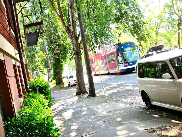NW Portland Condo on Street Car Line