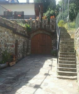 casa Livia pian terreno - Teglio - Wohnung