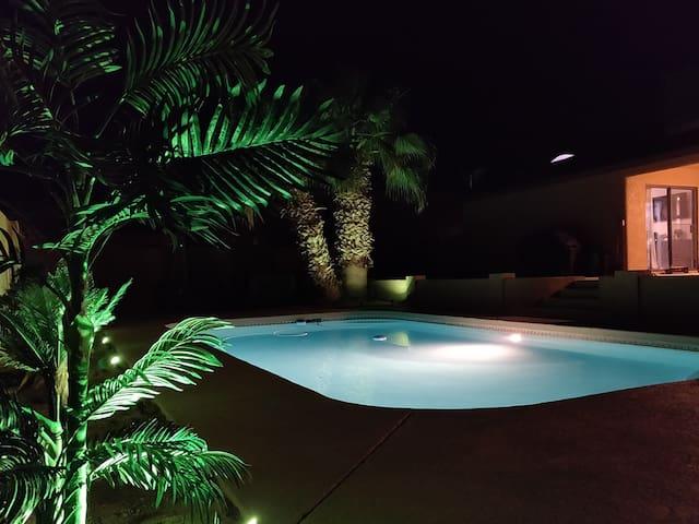 Relaxing Getaway Oasis home w/an Adventure Twist!
