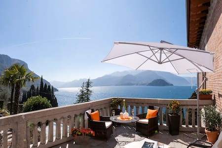 Tulip: Lake View Apt. in Varenna - Varenna