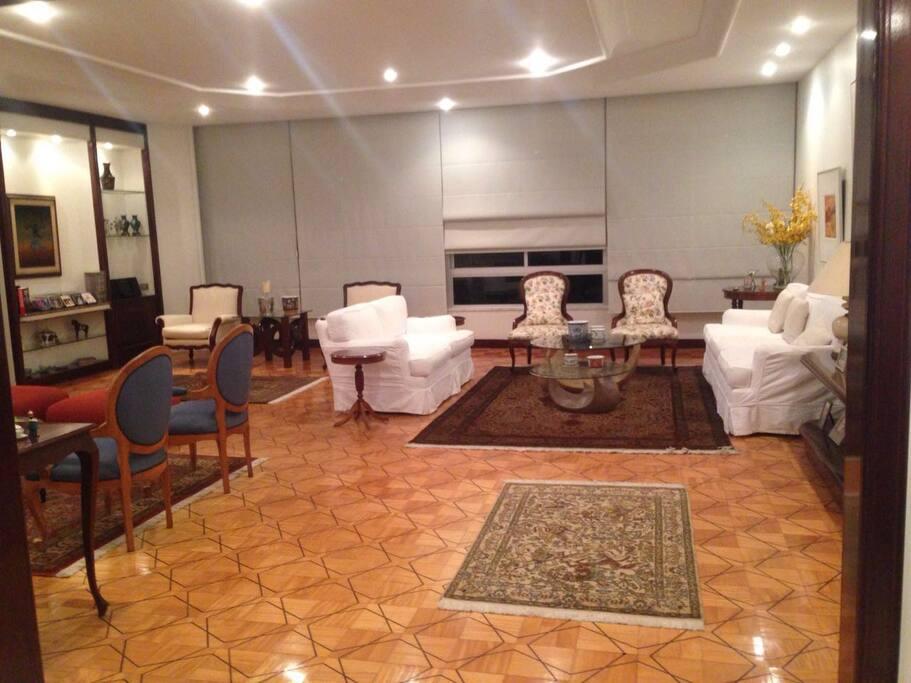 Sala de estar - living room - salle de sejour