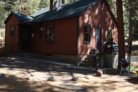 Charming Cabin By the Feather River - Blairsden-Graeagle