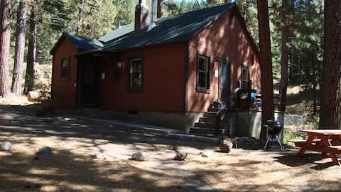 Charming Cabin on 40 Acres by the Feather River