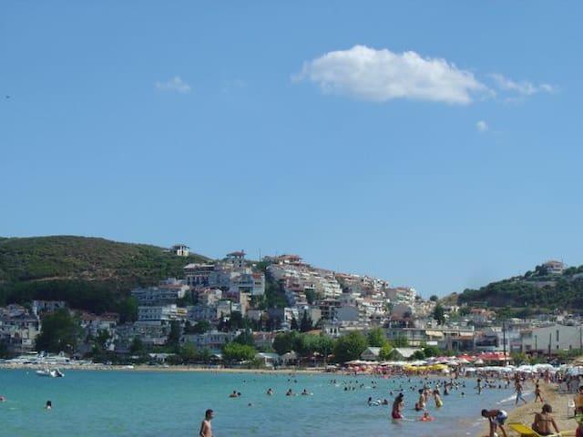 Paradise Found - Iraklitsa, Kavala. - Eleftheres - House