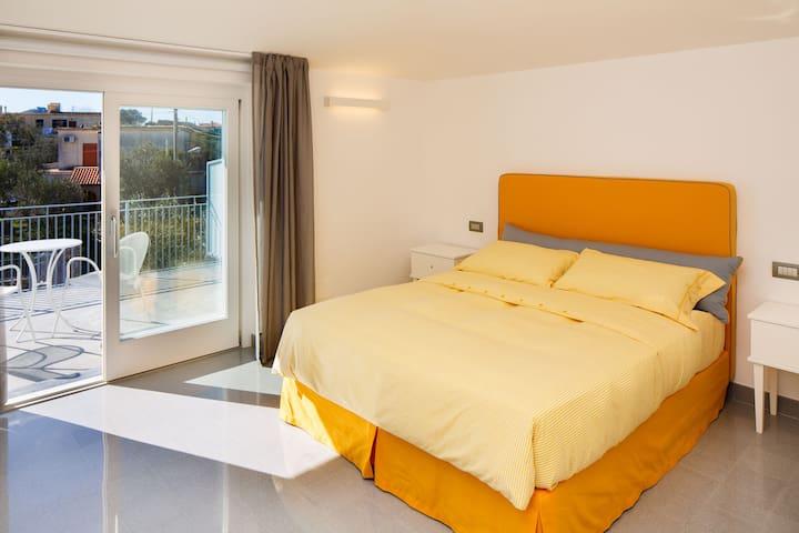 B&B COLARUSSO - MERCOLEDI' ROOM - Sant'Agata sui due golfi - Bed & Breakfast