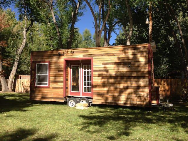 """Lyons """"Tiny Home"""" Pa Dutch Vacation - Lyons - Casa"""