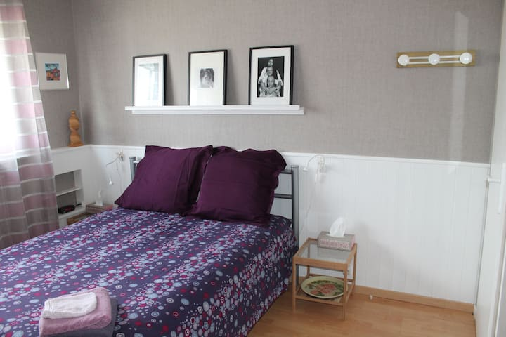Chambre   cosy Lille-Faches Thumesnil
