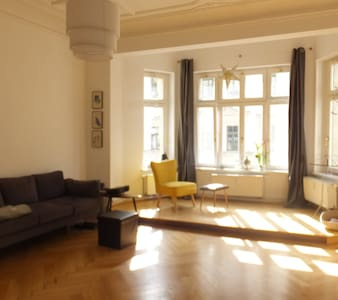 Großes Zimmer, Zentrum West - Leipzig