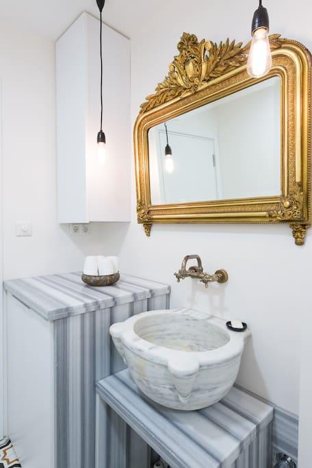 hamam style bathroom