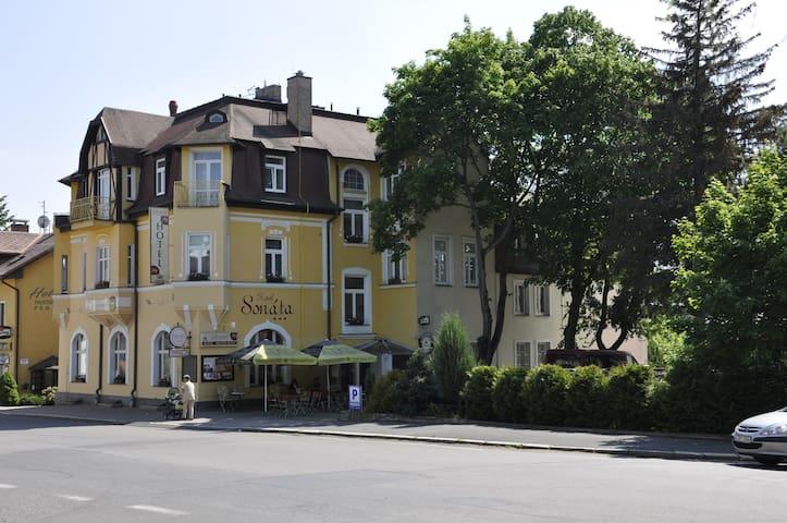 Wellness Hotel Sonata - Mariánské Lázně