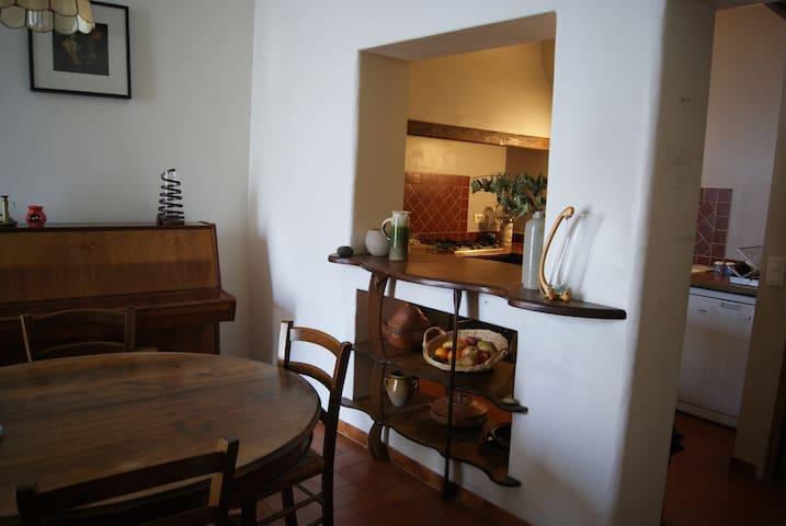 appartement calme 2 ch vieux centre - Apt - Apartemen