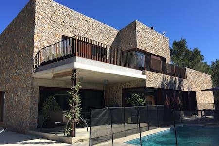 Espectacular villa minimalista - Valldemossa - Villa