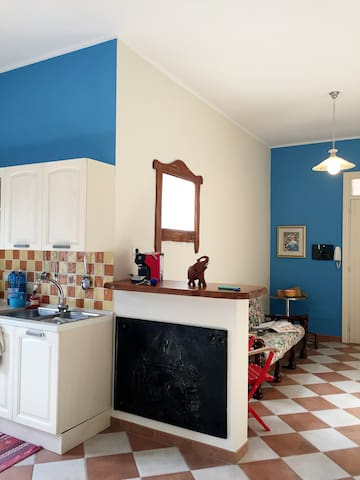 Ondina splendida casa con giardino Cagliari/Ussana - Ussana - Leilighet