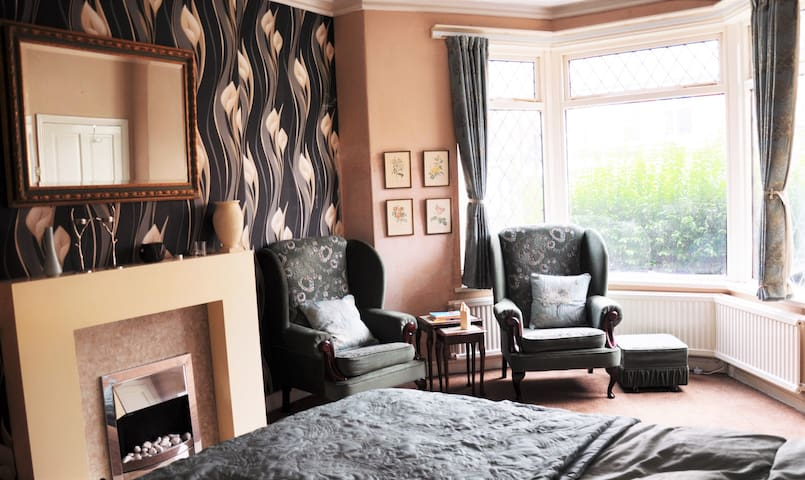 Big Room Near Train Station - Sheffield - Hus