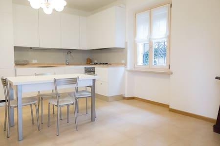 Le Palme Appartamento 5 con giardino esclusivo - Sirmione - Leilighet