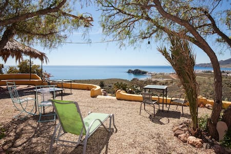 Vista espectacular-La Loma Hab.B - La Isleta del Moro - Inap sarapan