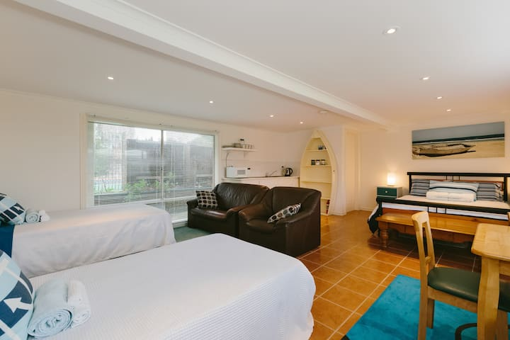Bayside Luxury Apartment Mt Martha - Mount Martha - Pis